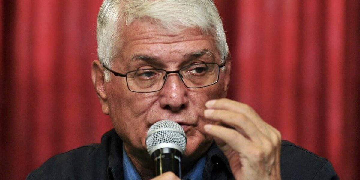Fallece el diputado Virgilio Caballero