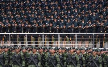 Se configura la Guardia Nacional