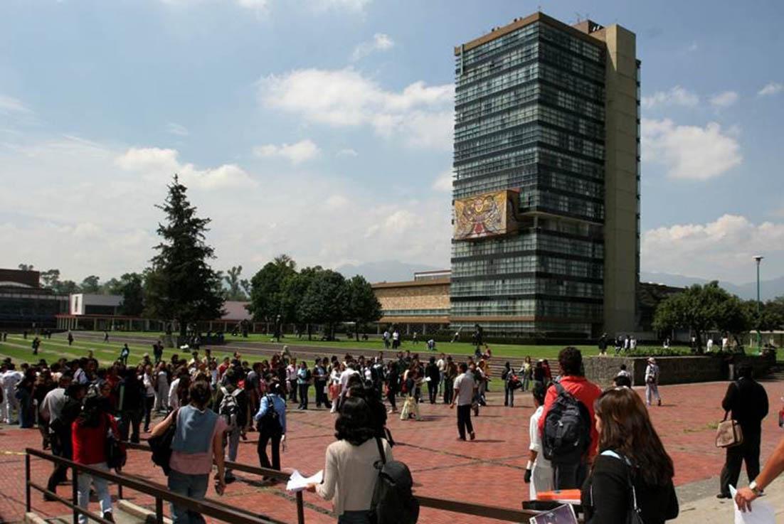 Rechaza UNAM al 90% de aspirantes a licenciatura