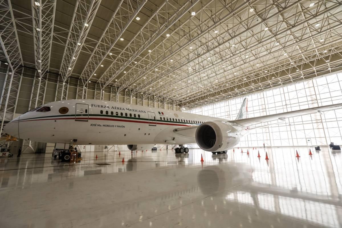 ONU publicará venta de avión presidencial