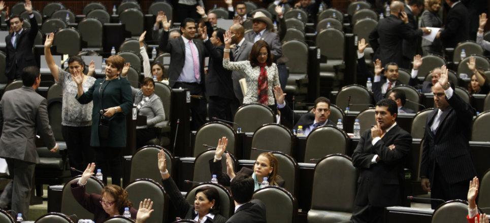 En San Lázaro aprueban Reforma Educativa