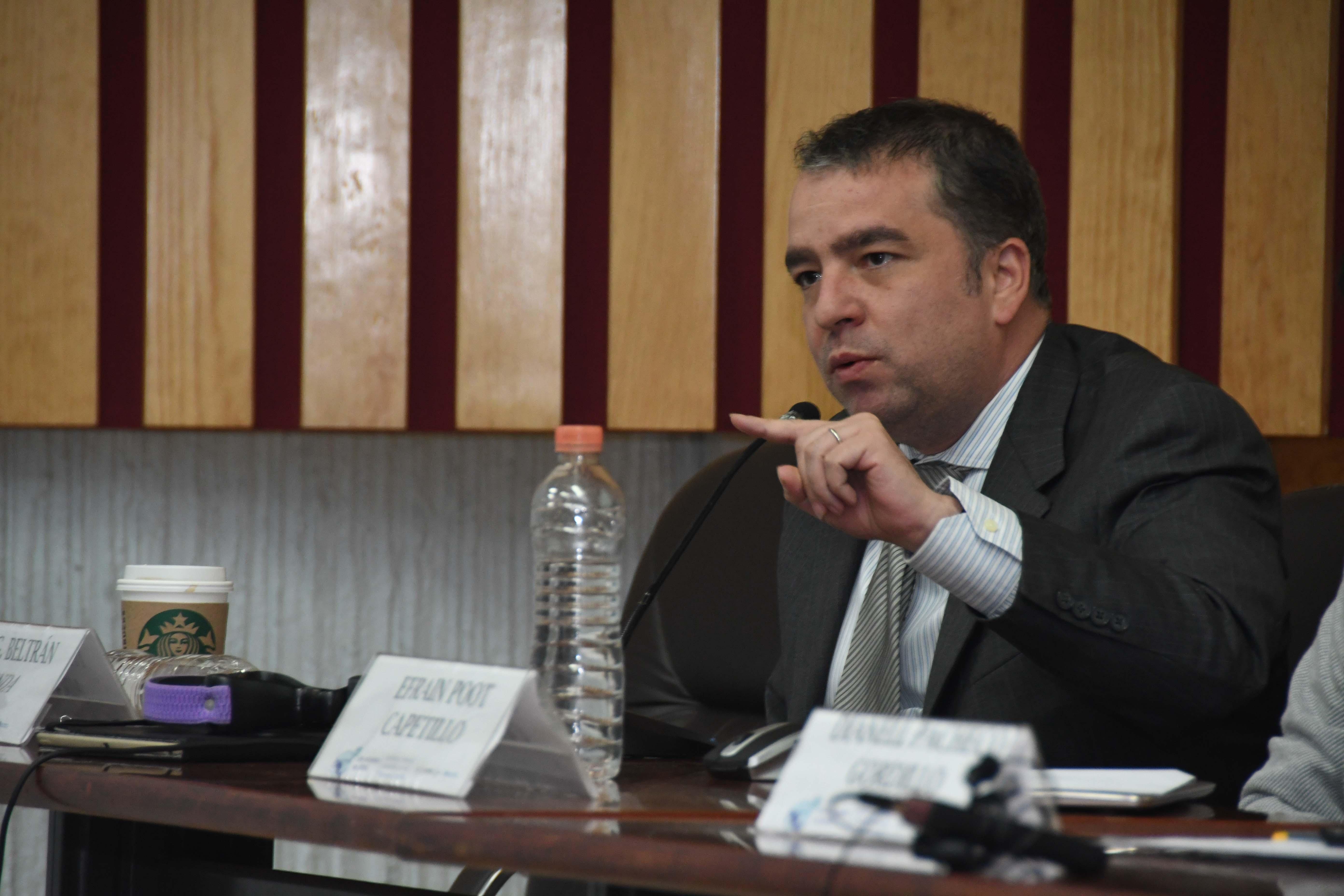 Organismos electorales locales, fuente de innovación y creatividad: consejero electoral del IECM; Yuri Gabriel Beltrán Miranda