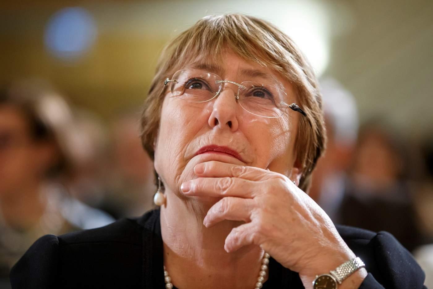 Bachelet visitará México la próxima semana