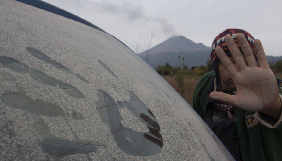 Piden a Sheinbaum tomar medidas por Popocatépetl