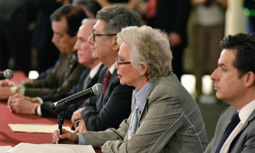 Sánchez Cordero reitera que no detendrán a migrantes