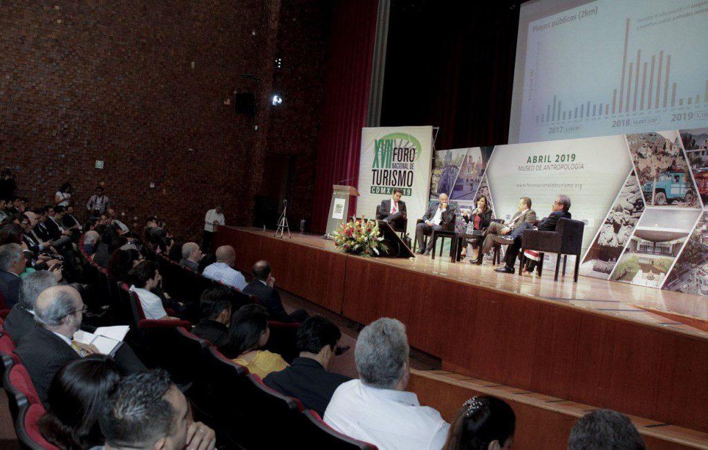 Inauguran Foro nacional de Turismo