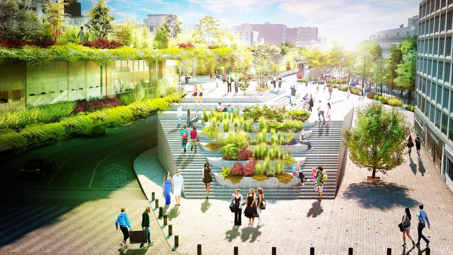 Bosque de Chapultepec será un corredor cultural