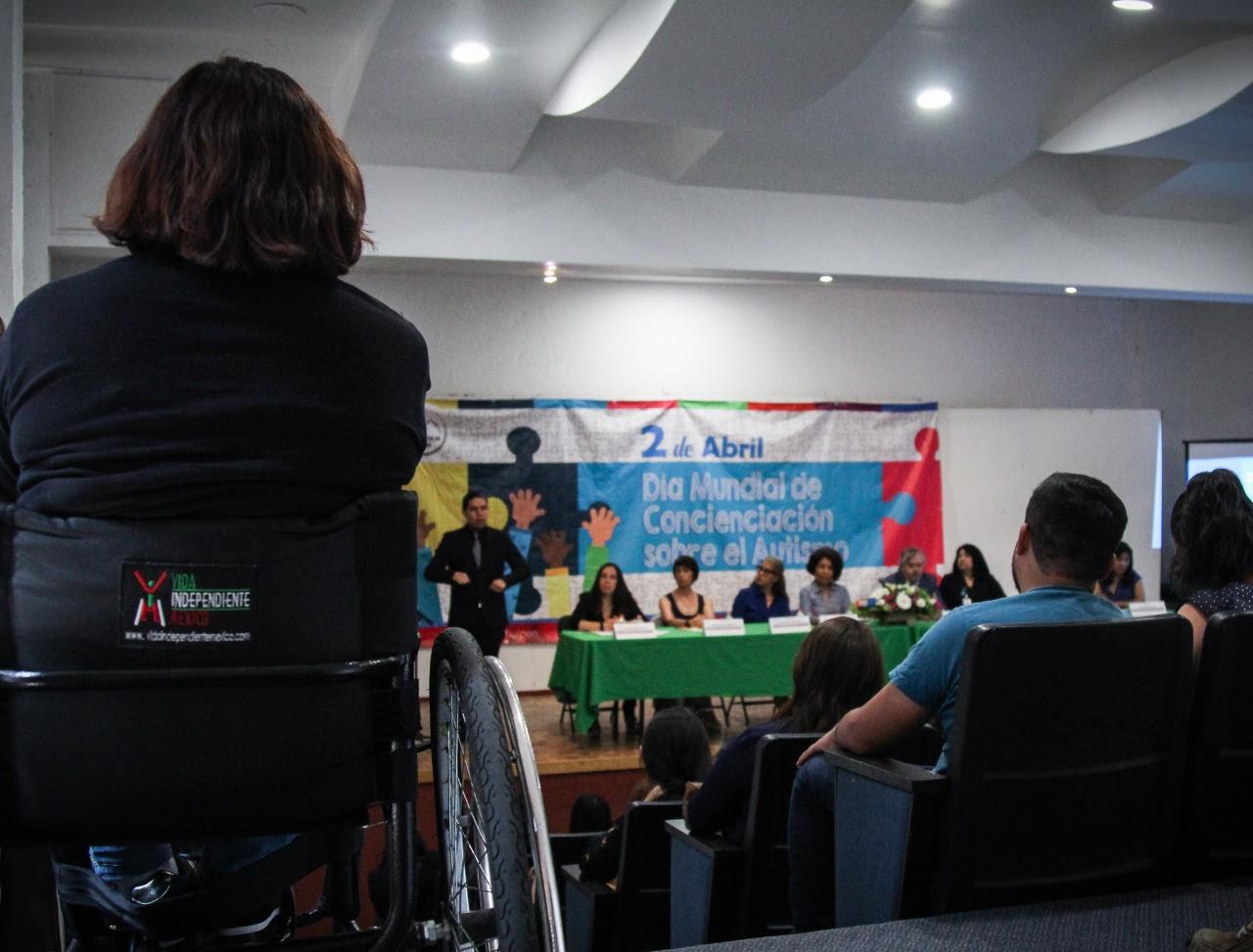 Tlalpan conmemora el Día Mundial de Concienciación sobre el Autismo