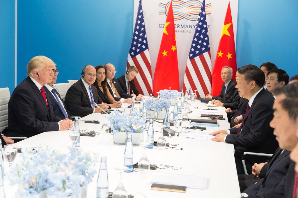 Estados Unidos y China reinician relaciones comerciales