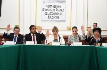 Aprueban en comisión del Congreso dictamen para otorgar Medalla al Mérito Docente 2018, Profesor José Santos Valdés