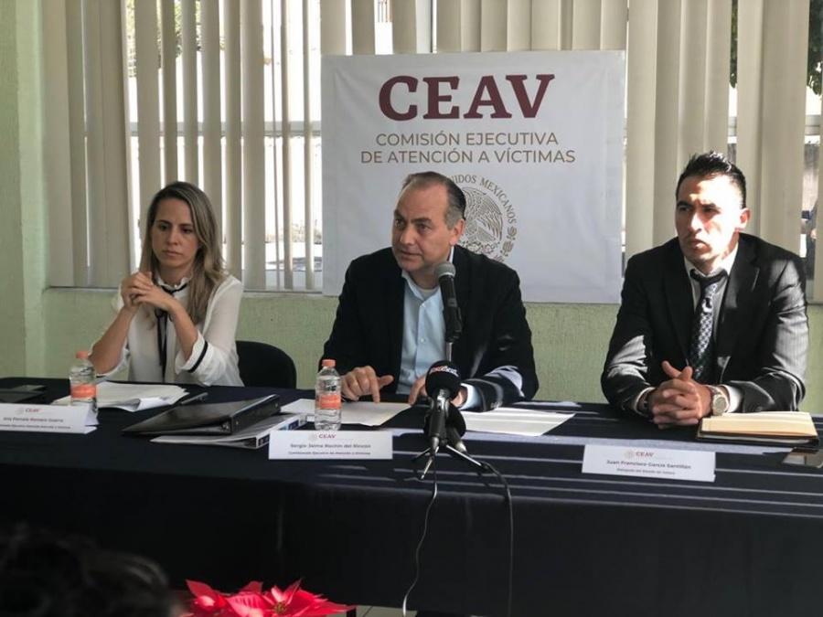 CEAV fortalece Asesorías Jurídicas Locales a través del subprograma Fortalecimiento de Asesorías Jurídicas de Víctimas 2019