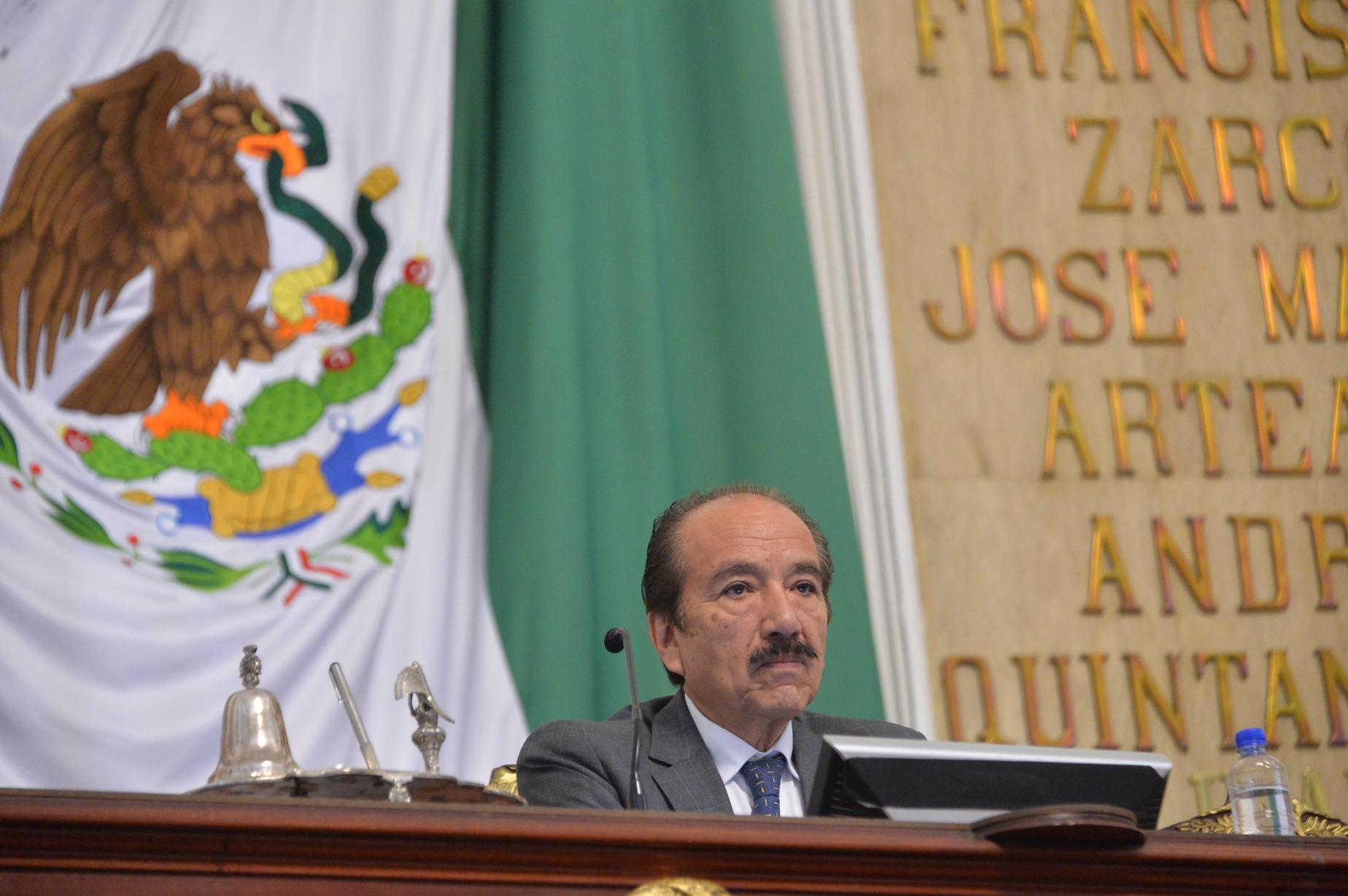 Modifica el Congreso CDMX su calendario de sesiones para las próximas dos semanas