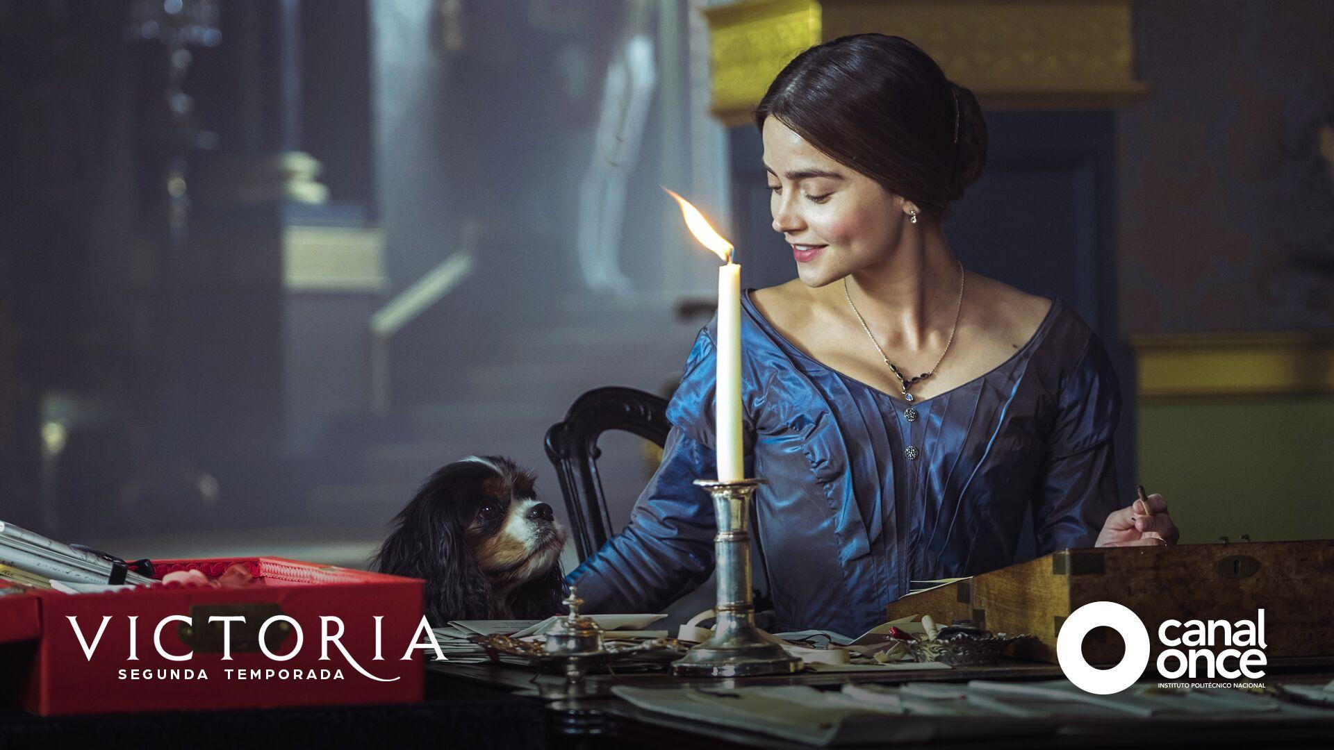 Estrena Canal Once Segunda Temporada de la exitosa serie Victoria