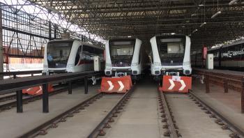 Recorre AMLO la Línea 3 del Tren Ligero en Guadalajara