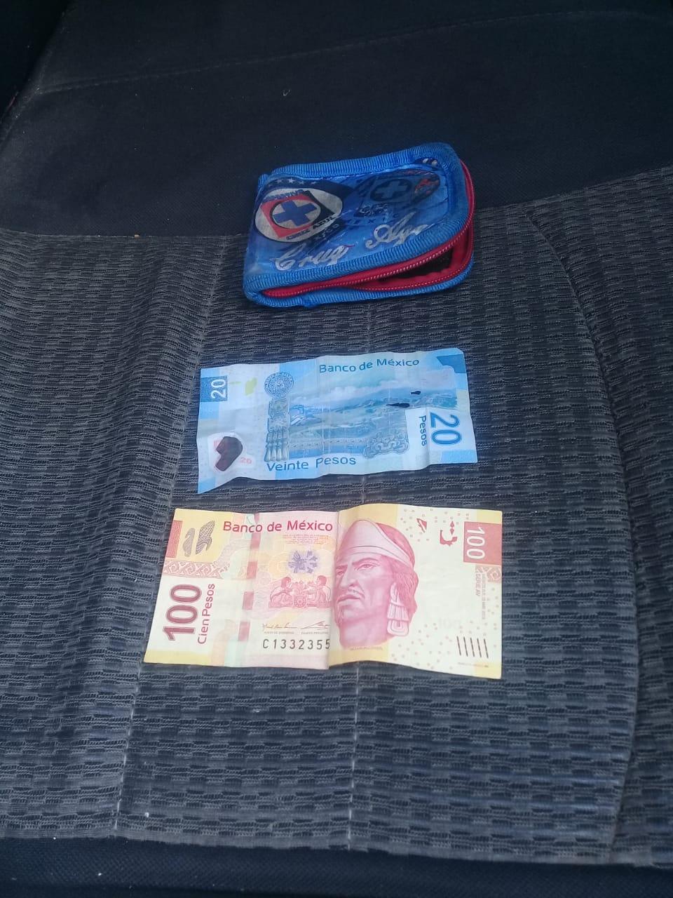 SSC detiene a dos implicados con robo en acciones del dispositivo Transporte Seguro