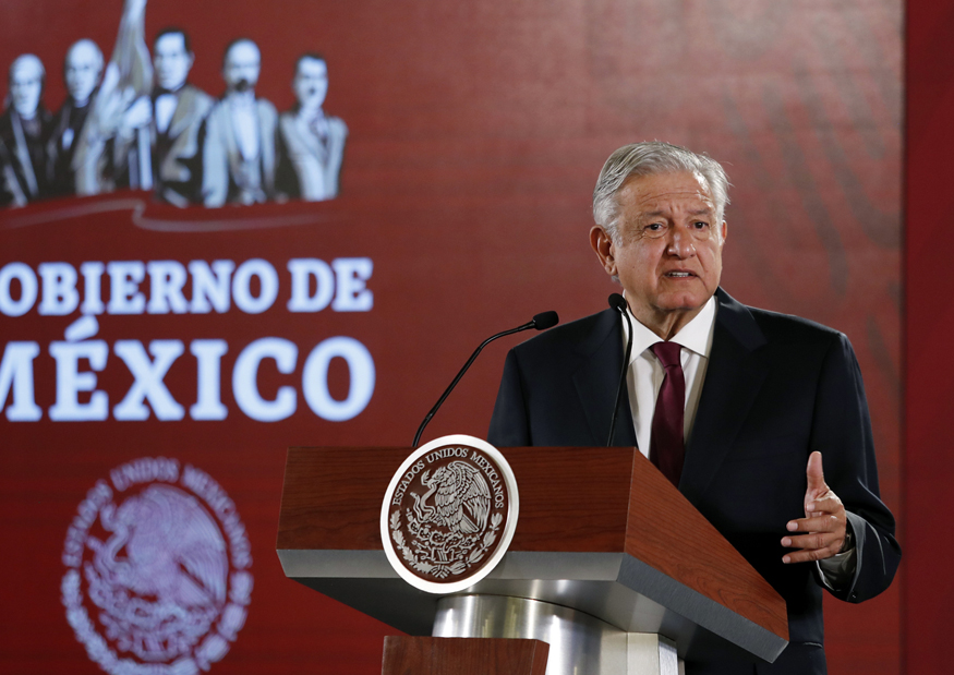 Envía AMLO al Senado propuestas para consejeros de Pemex