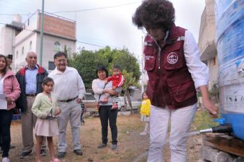 Tlalpan atiende a 4 mil 193 familias con Plan Emergente ante desabasto de agua