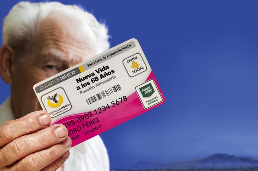 En la CDMX más de 5 mil adultos mayores siguen sin recibir su pensión