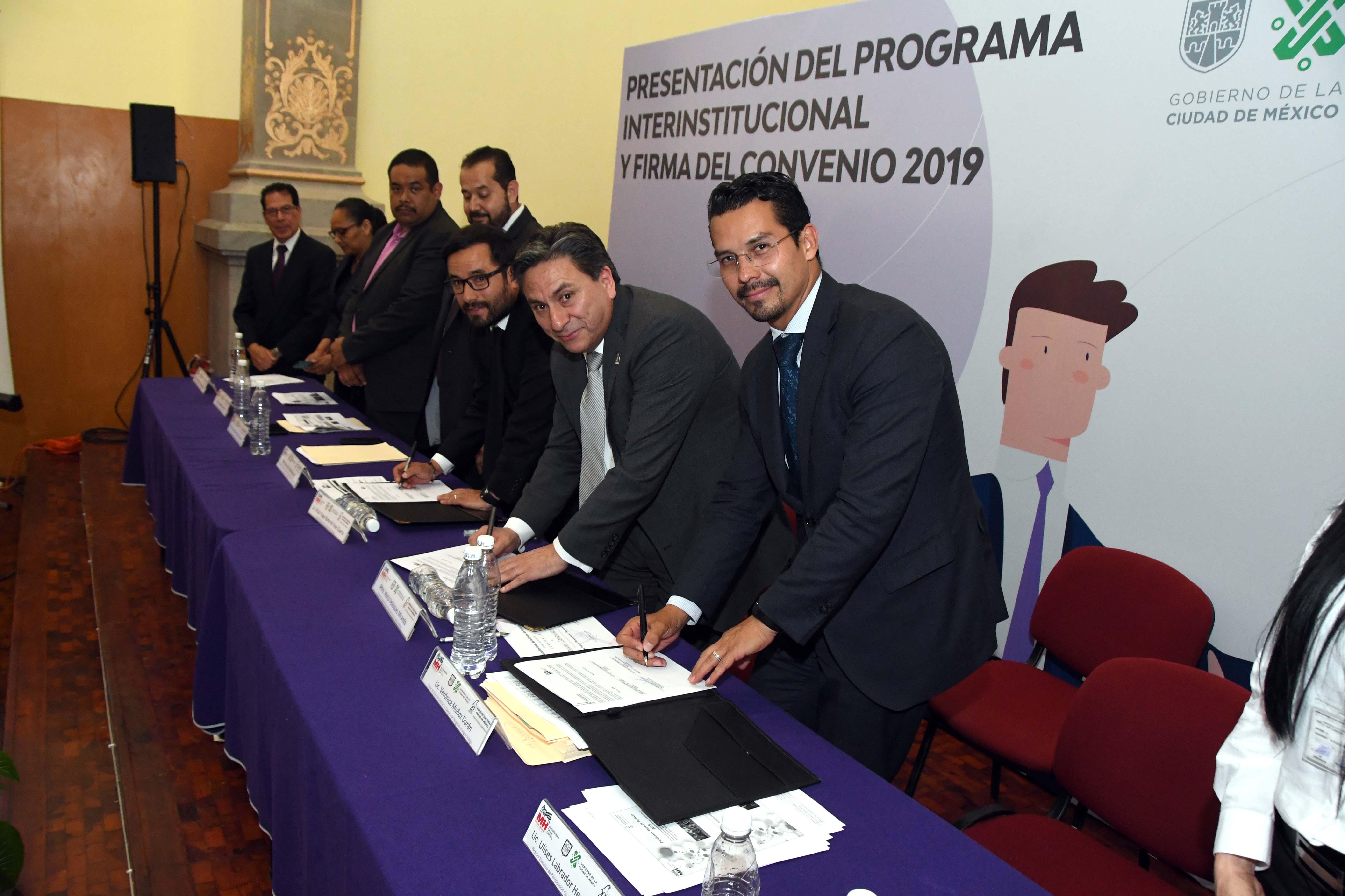Firman IECM y Miguel Hidalgo Convenio en materia de educación cívica