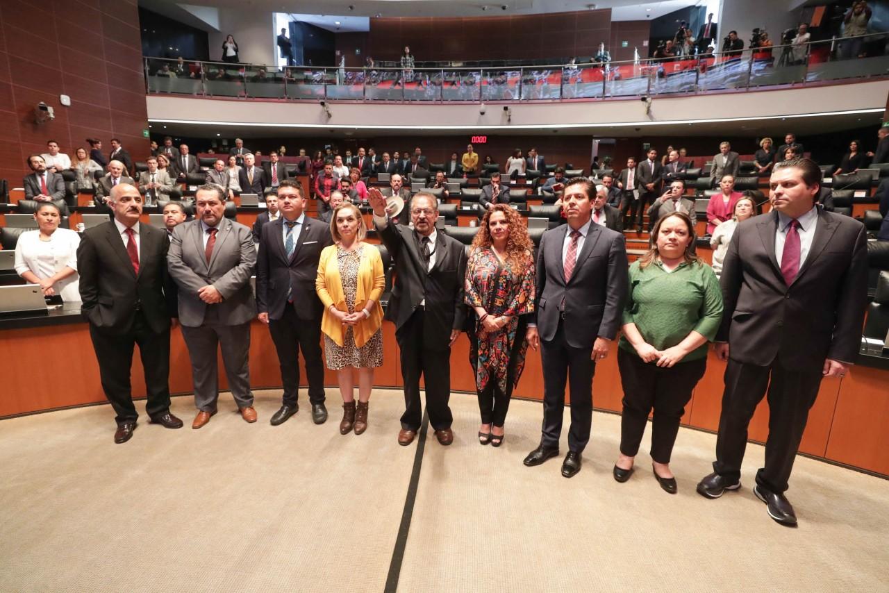Ratifica el Senado a integrantes del Consejo de Administración de Pemex
