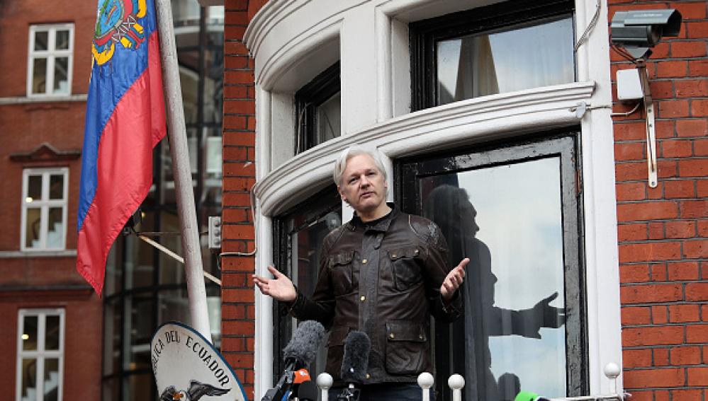 No extraditarán a Assange a países con penas de muerte
