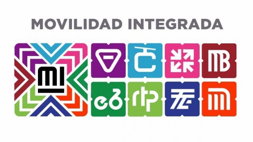 Presenta Gobierno Capitalino la imagen y mapa del Sistema de Movilidad integrada de la Ciudad de México