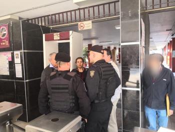 Policías de la SSC atienden supuesta amenaza de Bomba en escuela del IPN en la Alcaldía Azcapotzalco