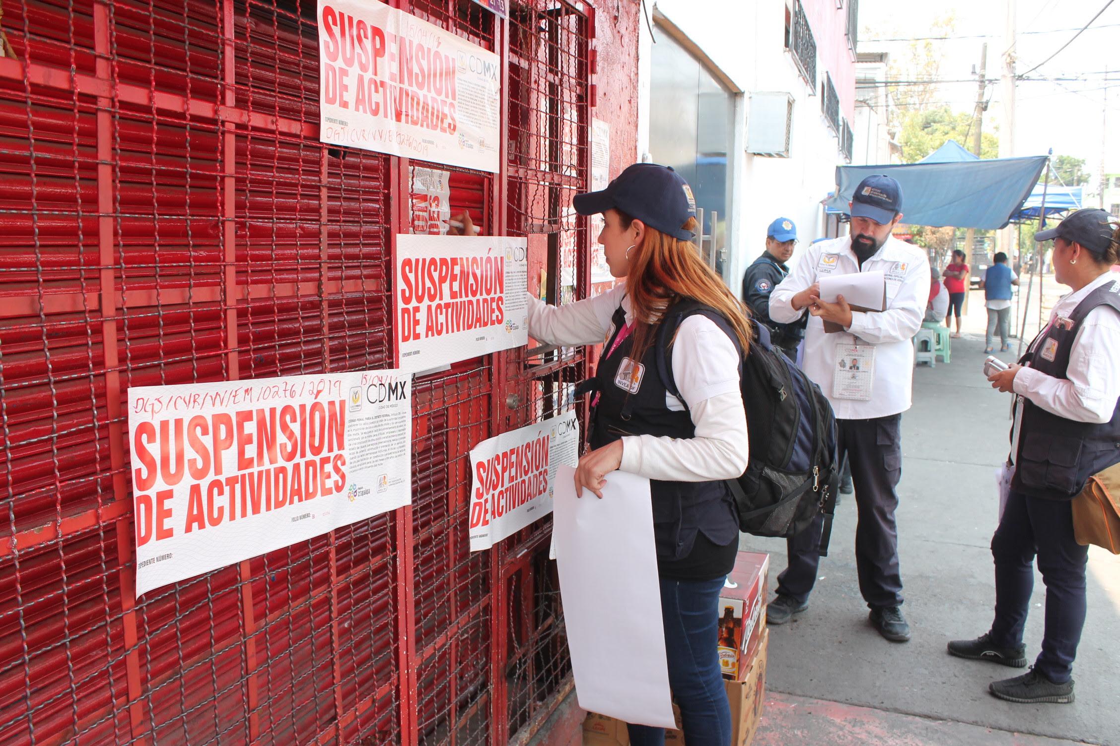 Supervisa INVEA cumplimiento de Ley seca en Iztapalapa