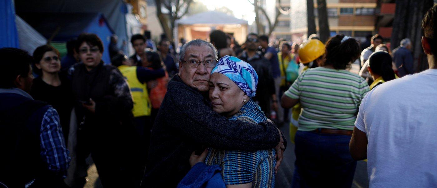 Reporta Gobierno de la Ciudad de México saldo blanco por Sismos