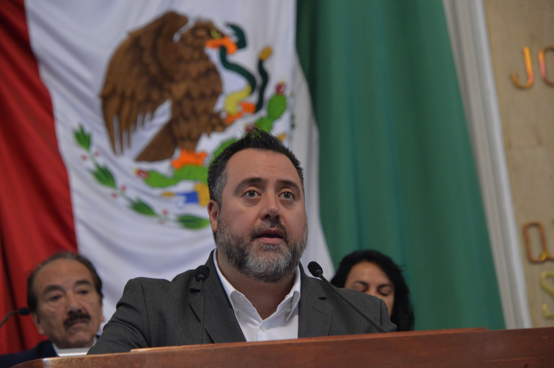 Diputado PRI propone reforestar vías primarias Capitalinas