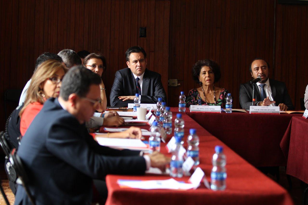 Tlalpan realiza primera sesión ordinaria del Consejo de Protección Civil