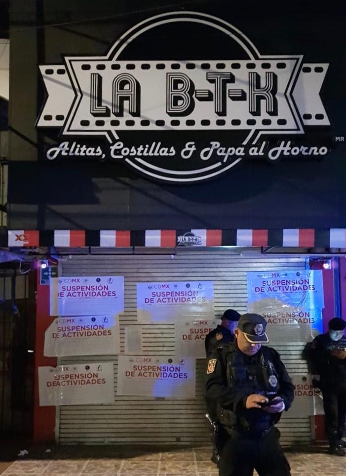 Gobierno de la Ciudad de México realiza operativo La Noche es de Todos en Tlalpan
