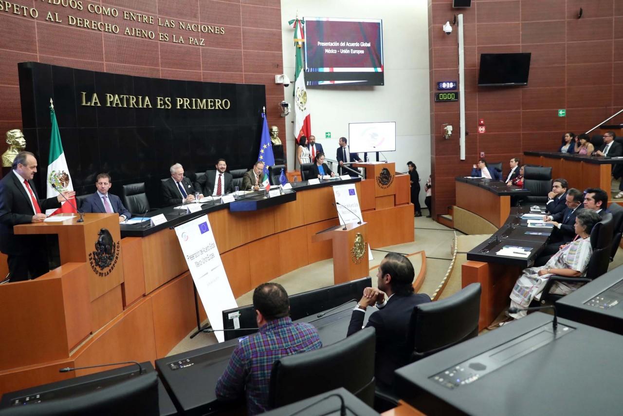 Acuerdo Global México Unión Europea el más moderno y ambicioso de su tipo