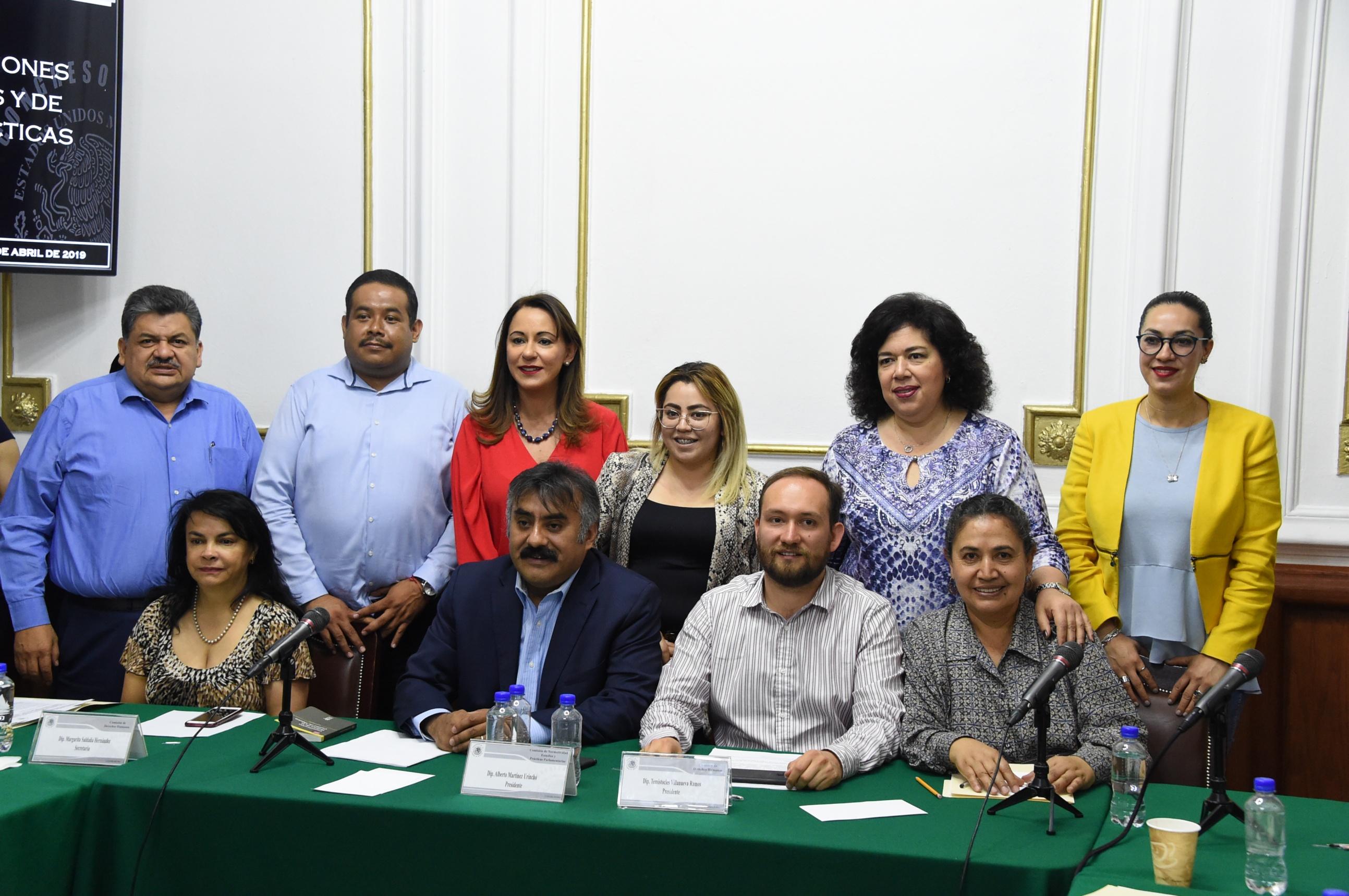 Aprueban en comisiones reformas a la Ley Constitucional de Derechos Humanos y sus Garantías de la Ciudad de México