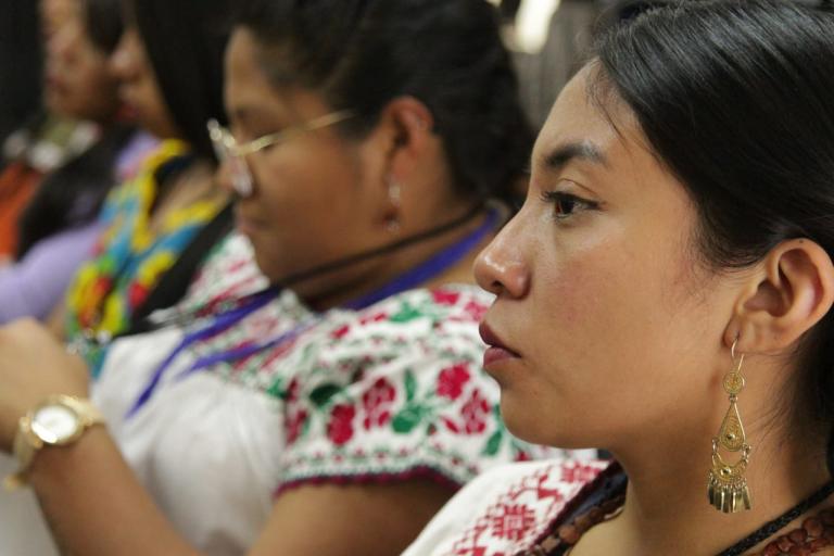 Realizarán Encuentro de Mujeres Hablantes de su Lengua