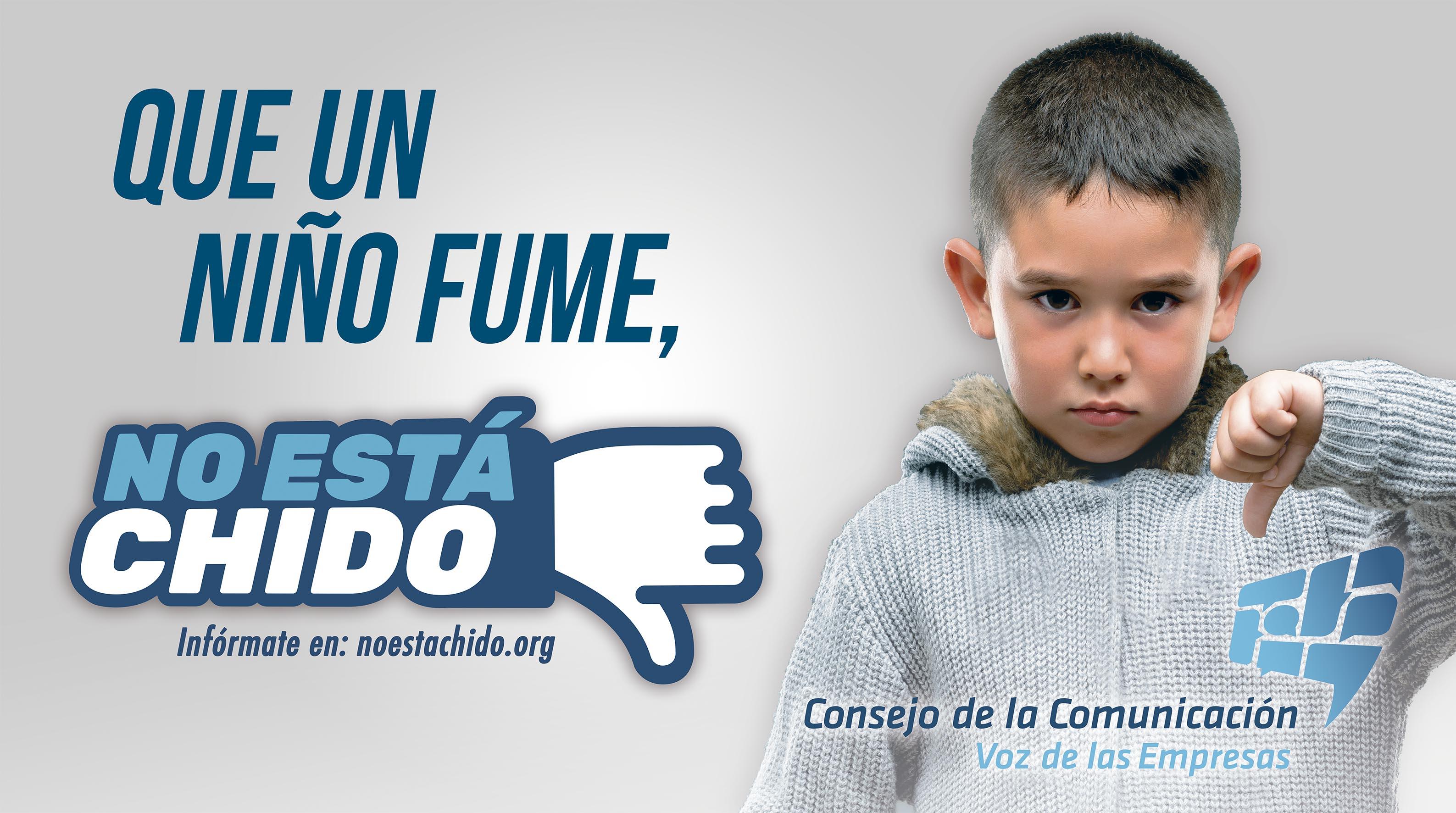 Niños que inspiran a niños a no consumir alcohol ni tabaco