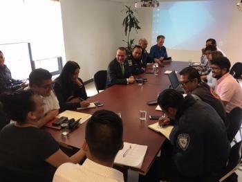 SEDEMA coordina reunión de trabajo sobre el Desierto de los Leones