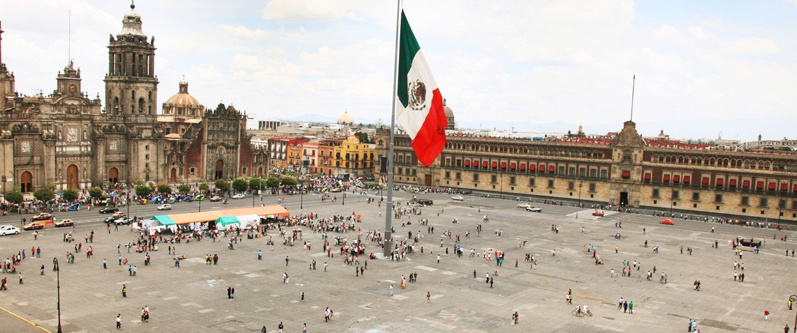 Autoridades Capitalinas dan banderazo de inicio de obras para la rehabilitación del Centro Histórico