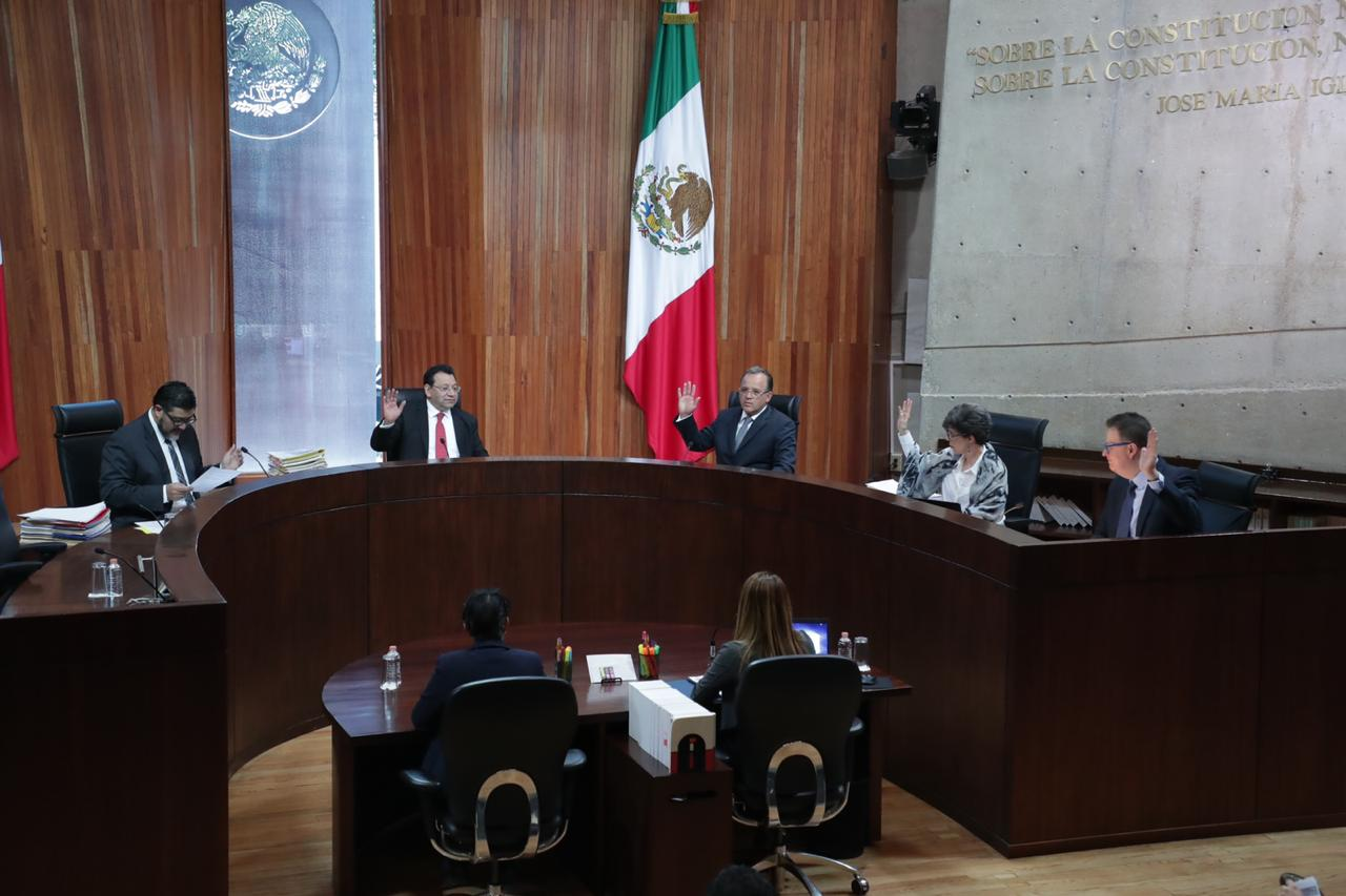 Confirma TEPJF multa a Morena por incumplir en transparencia