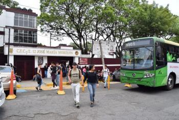 Lamenta IPN lesión de alumna del CECyT 12 por asalto en transporte público