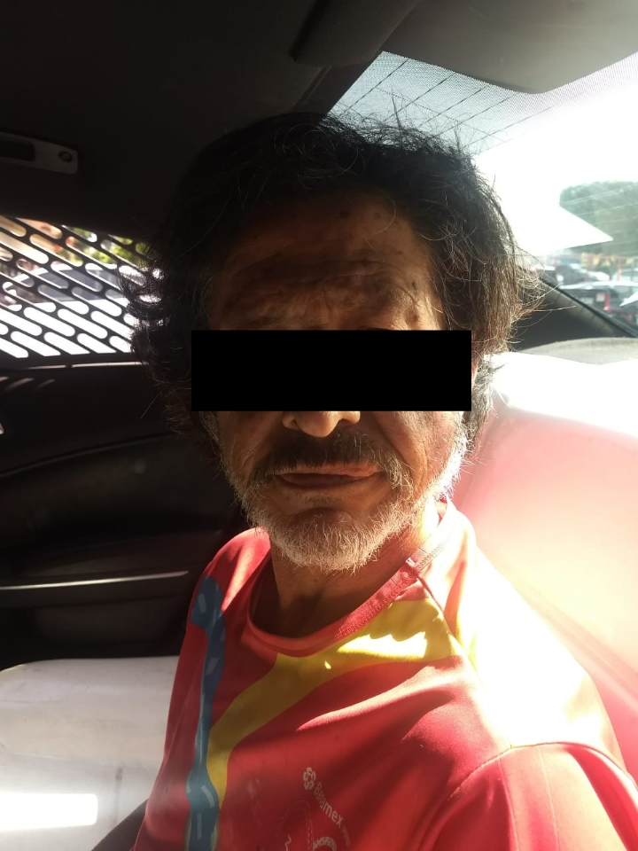 Policías de la SSC detuvieron a un hombre por presunto robo a transeúnte en Venustiano Carranza