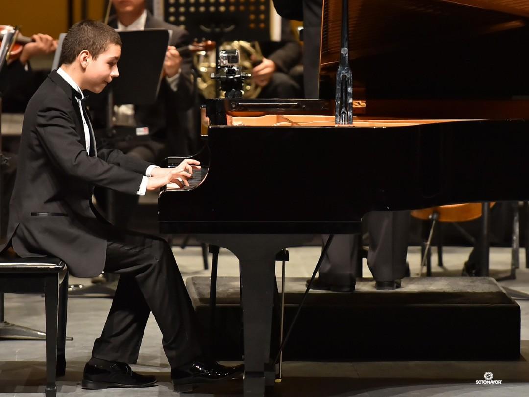 Concierto de la Orquesta Sinfónica Nacional el 10 de mayo