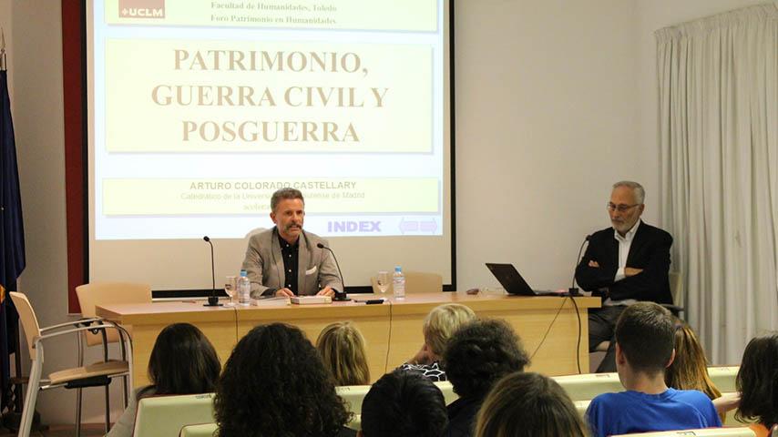Se disertará sobre el patrimonio artístico hispano en tiempos bélicos