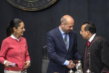 Distingue Poder Judicial de la CDMX al Instituto de Investigaciones Jurídicas de la UNAM