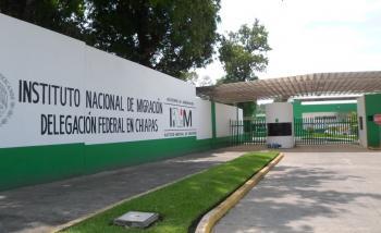 Informa INM sobre reinicio de actividades regulares de la oficina de Tapachula Chiapas