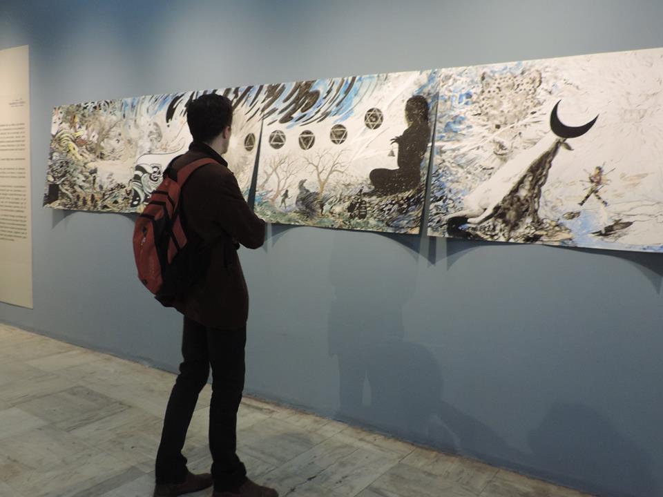 La Galería José María Velasco espacio de promoción cultural incluyente