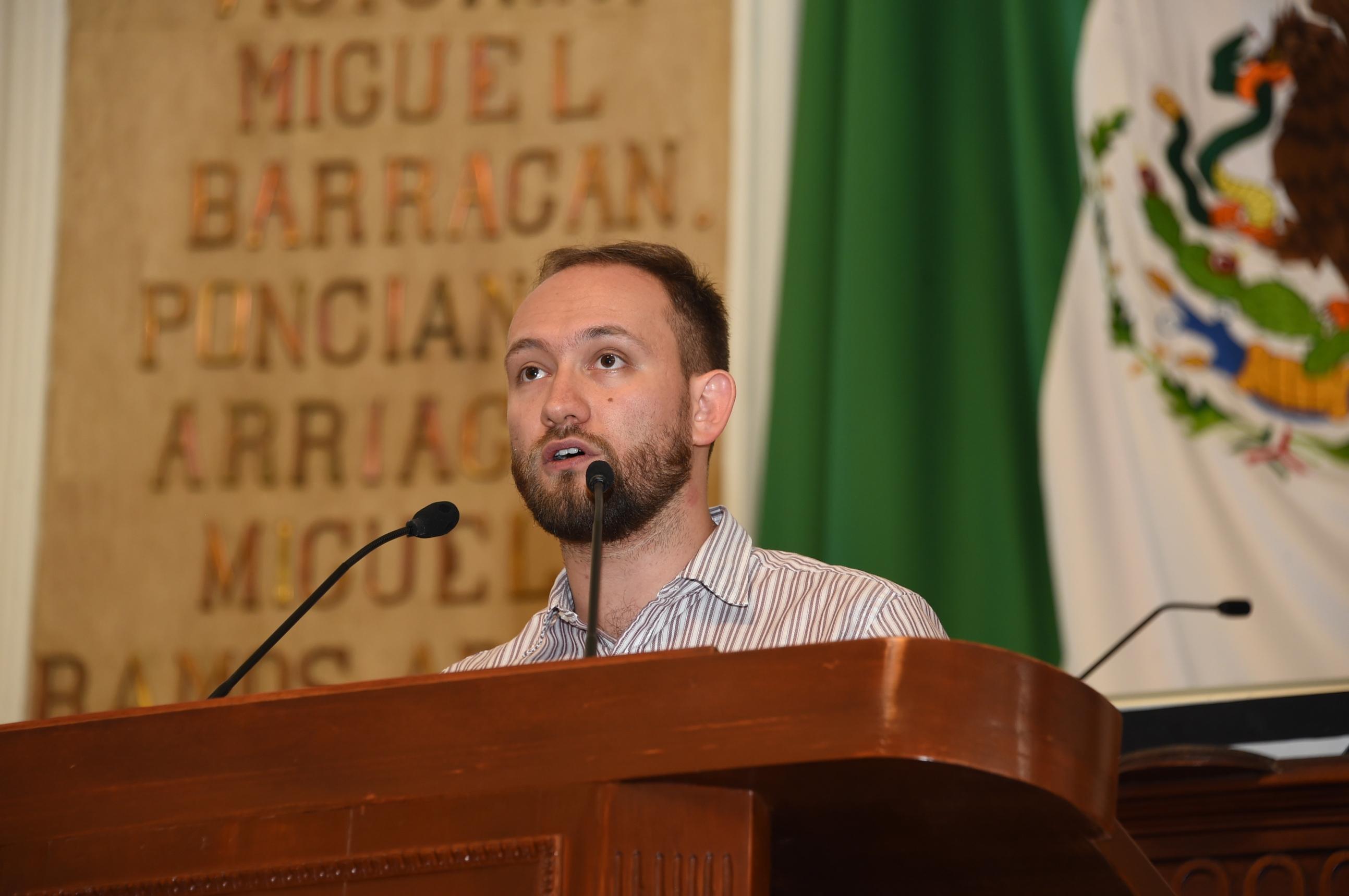 Propone Diputado de Morena declarar a junio de 2019 como el mes del orgullo LGBTTTI