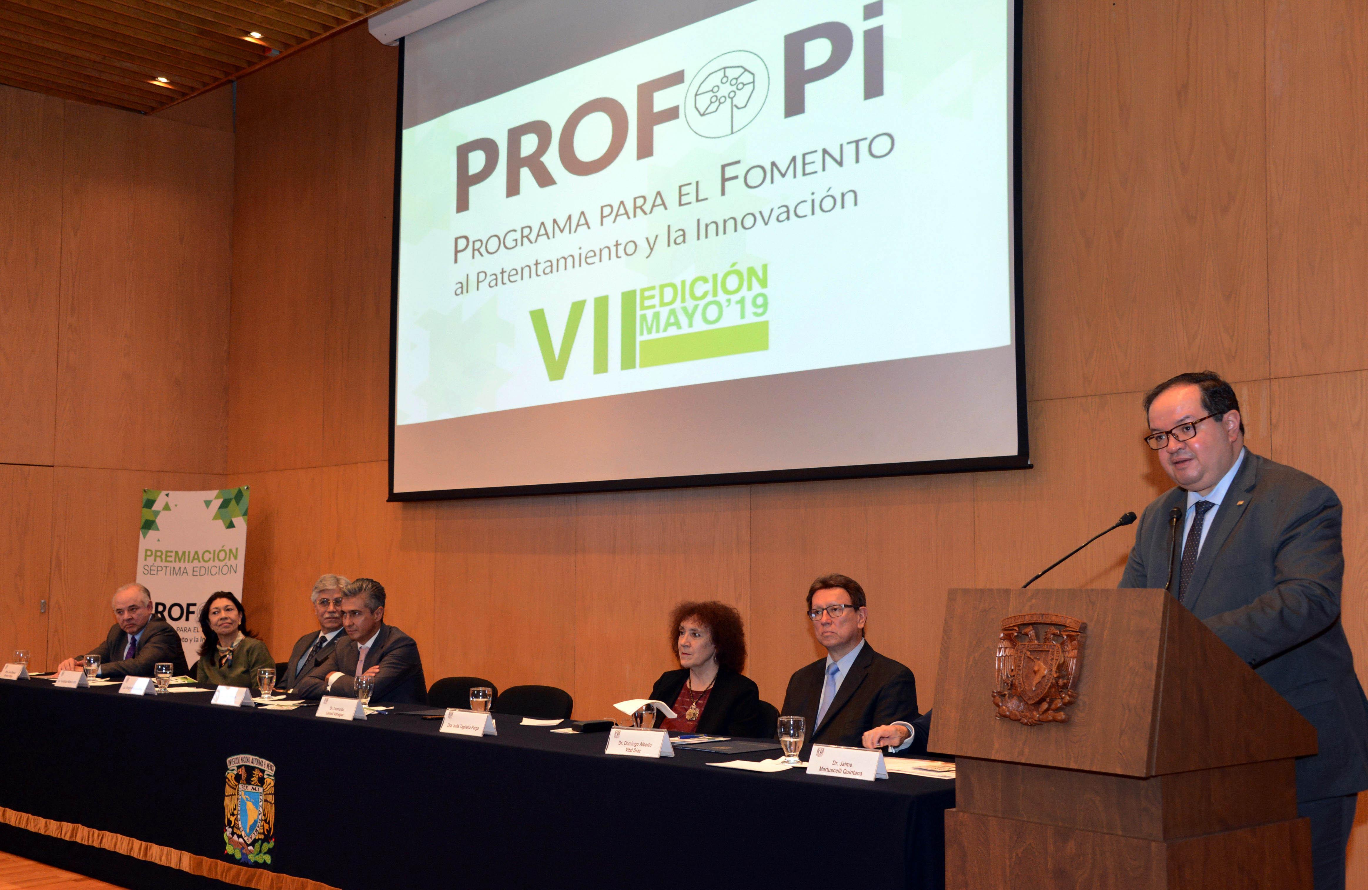 UNAM es la Institución que más patentes ha obtenido