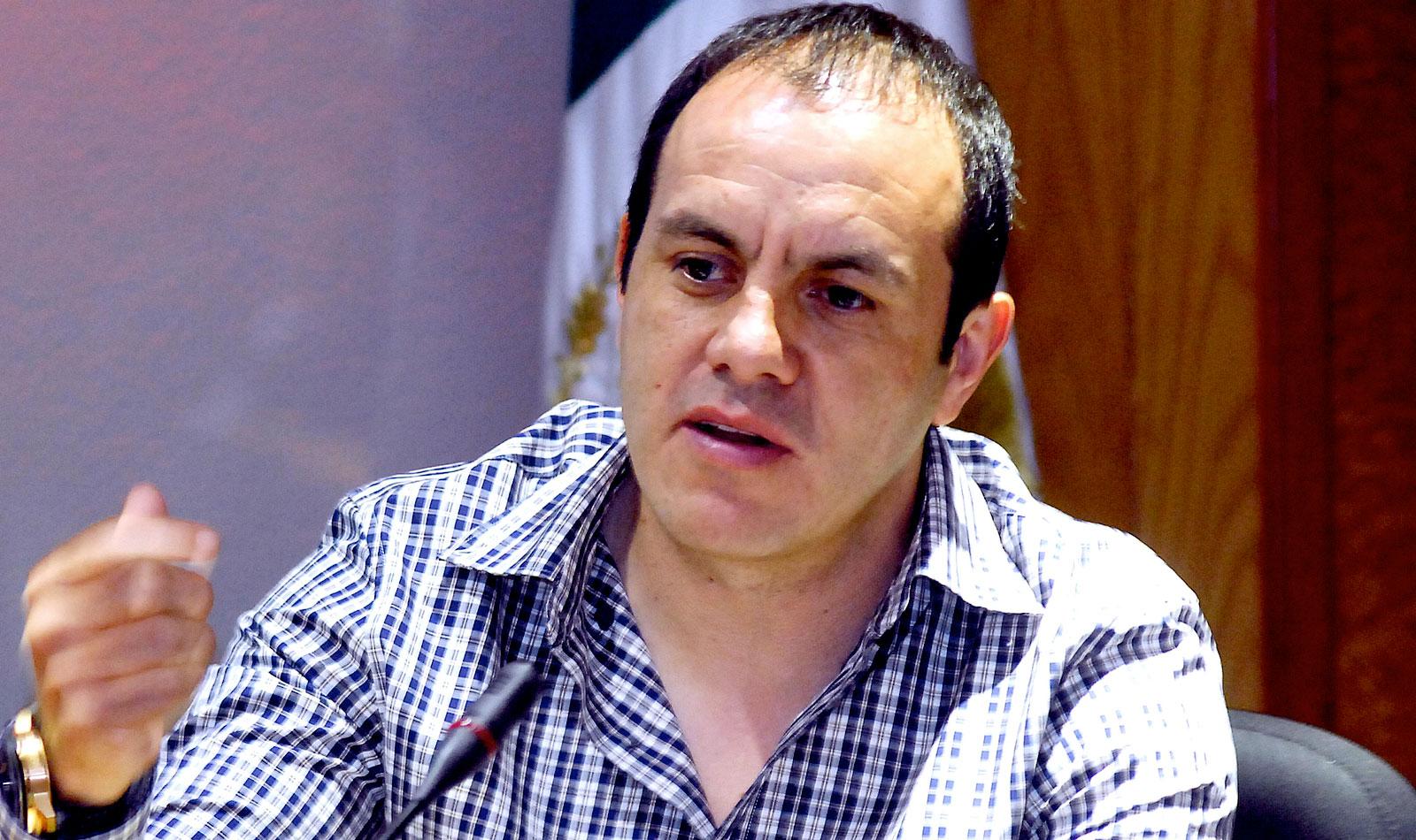 Urgen al gobernador de Morelos cumpla con su responsabilidad en prevención y combate en la comisión de delitos