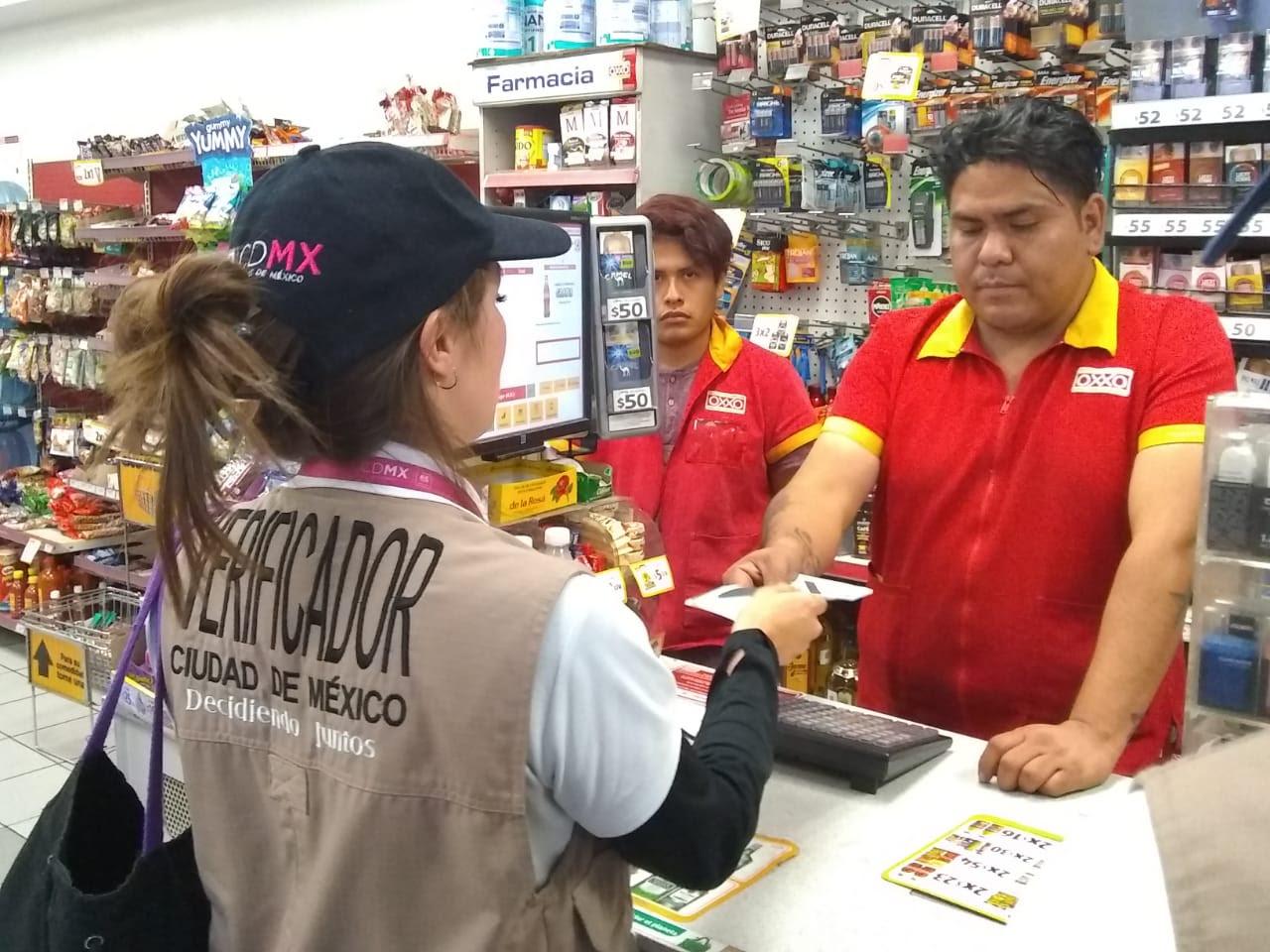 INVEA apercibe establecimientos cercanos al CCH Oriente y Prepa 1 para evitar venta de Alcohol